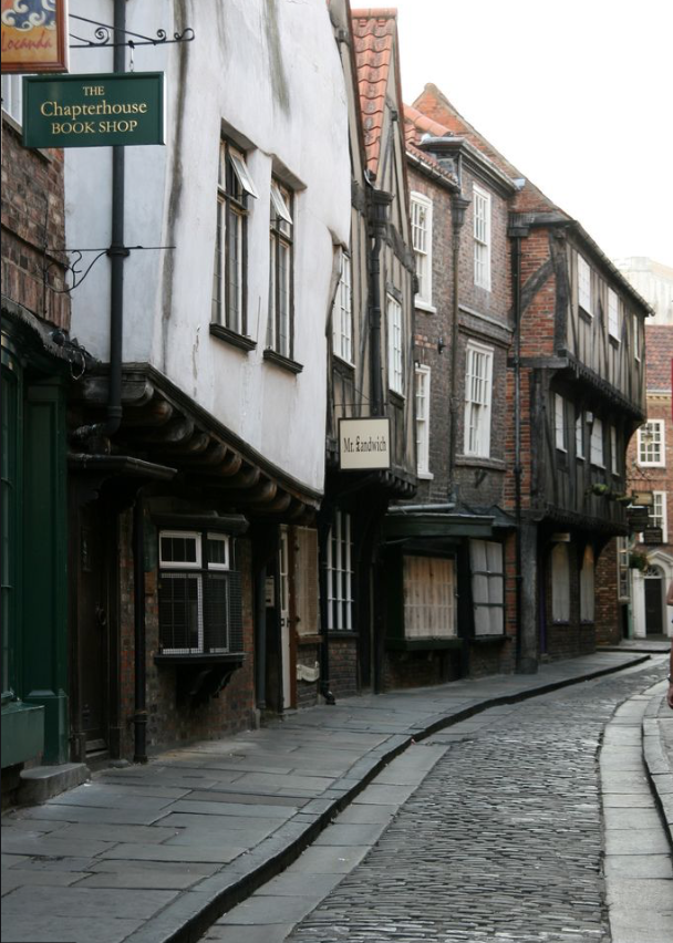 York - the Cobbles