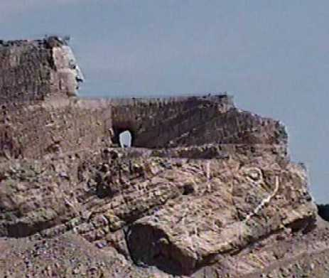 Crazy Horse Mountain