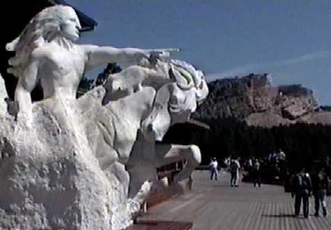 Crazy Horse - The Sculptor's Dream