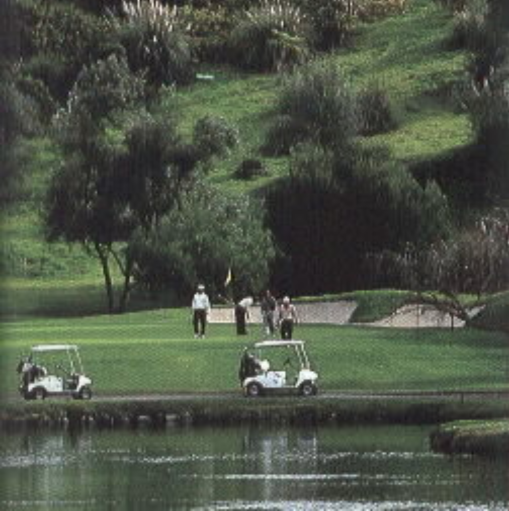 La Costa Resort Golf Course