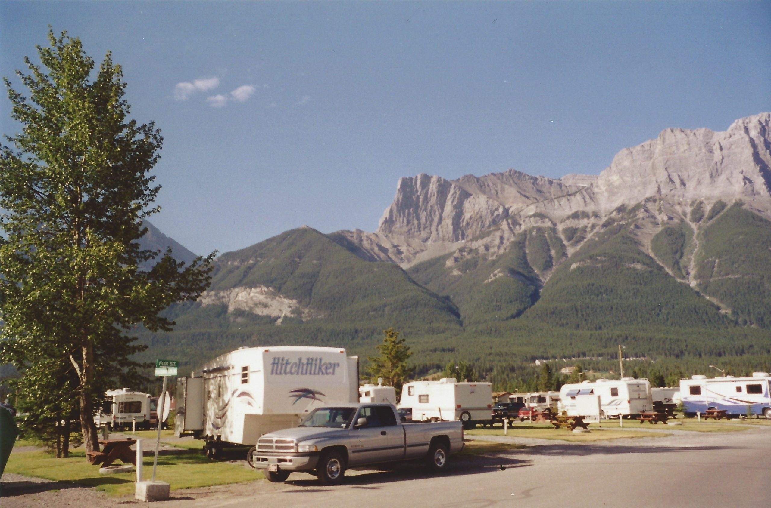 Canmore RV Campground