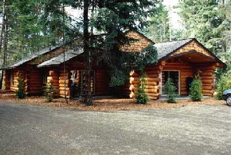 Tigh-na-Mara cabins